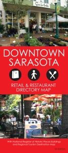 Downtown Sarasota Map Cover image