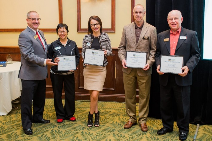 chamber ambassadors of the quarter