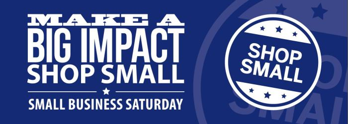 small biz saturday