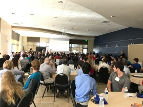 125 Students and Engineers from 22 companies participate in the 2018 Experiencing Engineering Luncheon